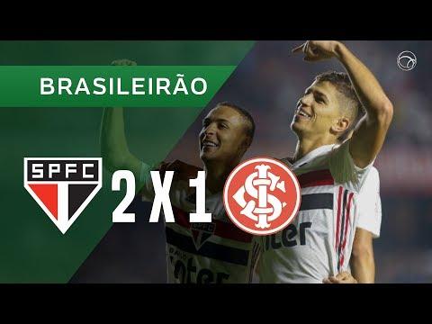 Сан-Паулу - Internacional de Madrid 2:1. Видеообзор матча 05.12.2019. Видео голов и опасных моментов игры