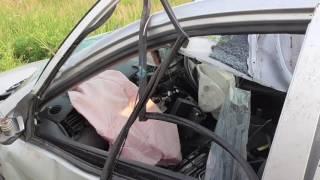 30.07.2017 ДТП на трассе Сарапул - Камбарка. 3 погибших (Удмуртия)