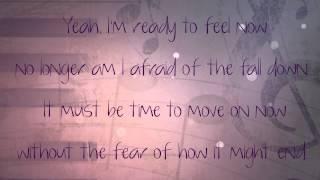 Ready to love again - Lady Antebellum - Lyrics