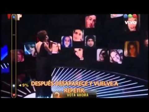 ELEGIDOS subtitulados- Porque me abandonaste por Diana Amarilla. #Elegidos