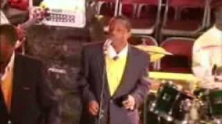 "REDEEMED LIVE IN MONTGOMERY, AL SINGING ""NOBODY BUT YOU"""