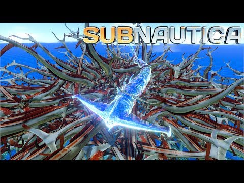 SUBNAUTICA: 1000 REAPER LEVIATHANS versus GHOST LEVIATHAN