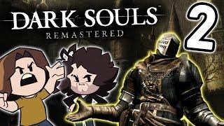 Dark Souls Remastered: Worlds Slowest Arrows - PART 2 - Game Grumps
