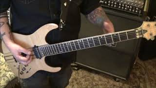 DIO - TURN TO STONE - CVT Guitar Lesson by Mike Gross