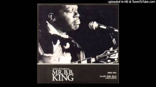 BB King - Hold On (I Feel Our Love Is Changing)