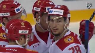 Sochi Hockey Open. Локомотив-Сб.России (олимп.) 1:4, 5 августа 2019