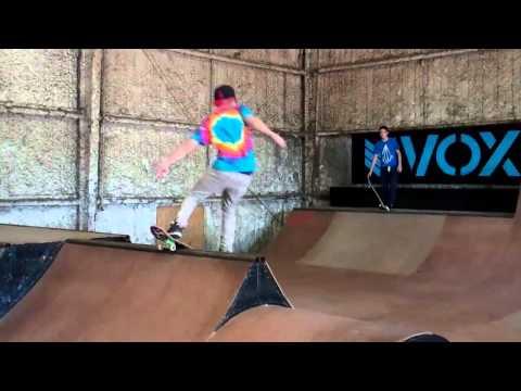 holy roller skatepark briten clark