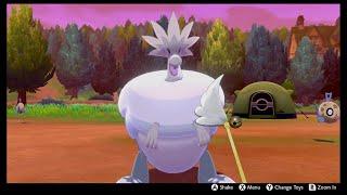 Arctozolt  - (Pokémon) - Shiny Arctozolt Reaction in Pokemon Sword