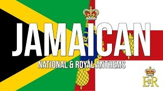 🇯🇲 National & Royal Anthems of Jamaica! (Land We Love & God Save the Queen)