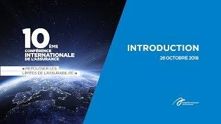 Vous avez manqué la 10ème Conférence internationale de la FFA ? Le replay est en ligne !