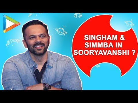Will SINGHAM & SIMMBA be Part of SOORYAVANSHI? Rohit Shetty Responds| FICCI