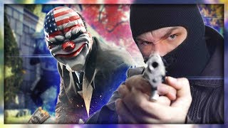 WORLD'S LOUDEST CRIMINAL!!!   Payday 2
