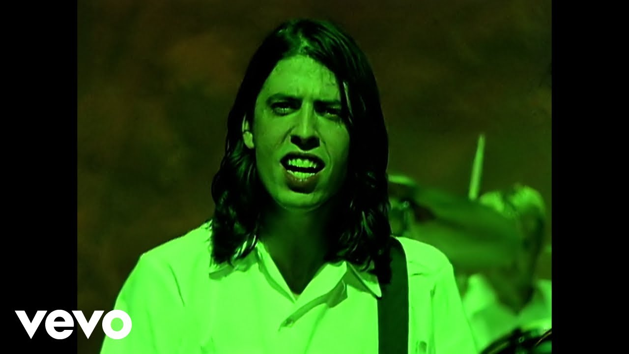 Video y Letra de I'll Stick Around - Foo Fighters
