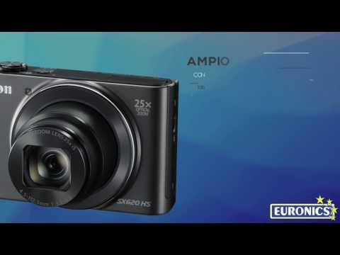 CANONPowerShot SX620 HSBlack