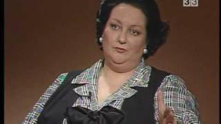 Entrevista a la cantant d'òpera Montserrat Caballé. Identitats