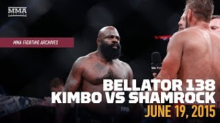 MMA Fighting Archives: Bellator 138 - Kimbo Slice vs. Ken Shamrock