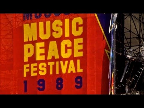 Gorky Park   Live at The Moscow Music Peace Festival   Лужники, 1989