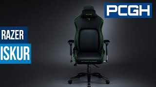 [Reupload] Razer Iskur Gaming Chair vorgestellt | Kann Razer auch Gaming-Stühle?