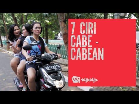 , title : '7 Ciri Cabe-Cabean'