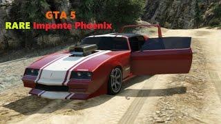 GTA 5 -Online RARE Imponte Phoenix Location