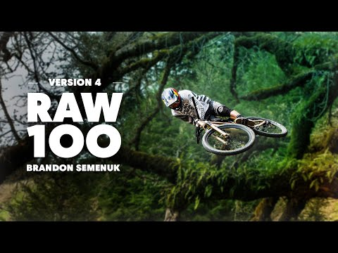 One of the world's best mountain bikers shot for 100 seconds with no music or filler.