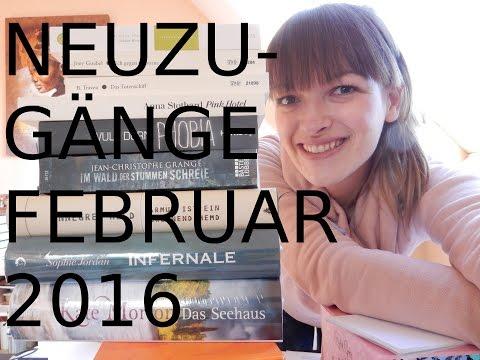 [Neuzugänge] - Februar 2016