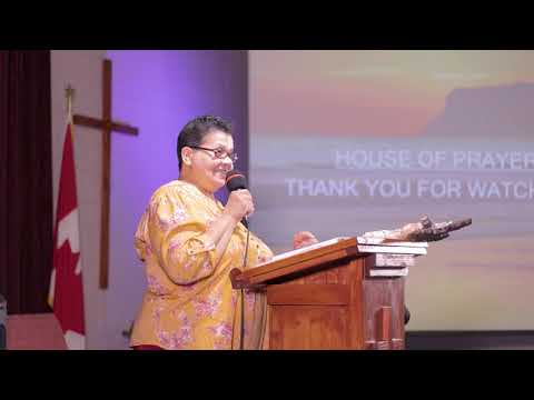 """Eternal life through the cross"" with Pastor Jean Tracey - THOP"