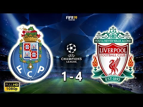 Liverpool vs Porto 2-0 Goals & Highlights - UCL 9/4/2019 720 HD