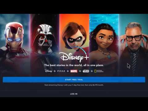 How to install the Disney+ App on Android