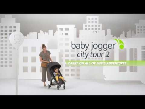 עגלת סיטי תור 2 - City Tour™ 2