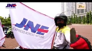 JNE Flag Parade