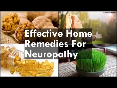 Video Home Remedies For Neuropathy