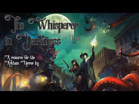 The Whisperer in Darkness - Threads of Fate Survivor Card Review