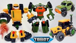 Новые ТОБОТЫ: Тобот T и Тобот K - Трансформируем тоботов в машинки. Игрушки Тоботы новый сезон