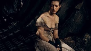 Anne Hathaway Sings I Dreamed a Dream - Les Miserables