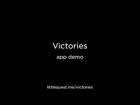 Victories Turns Your To-Dos Into Battles, And Being Productive Into Triumph