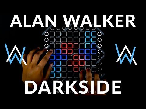 Alan Walker - Darkside (feat. Au/Ra and Tomine Harket) // Launchpad Performance