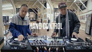 D-Styles & DJ BABU   HAND CONTROL
