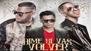 Dime Si Vas a Volver - Baby Rasta y Gringo (Video)