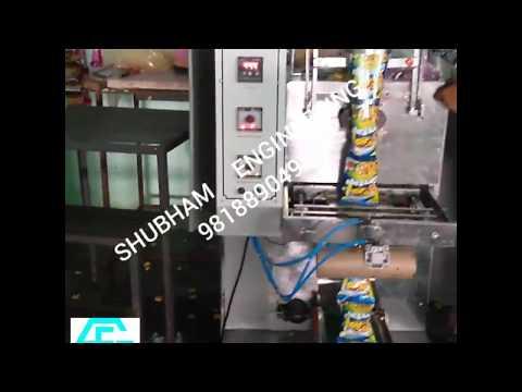 FFS Pneumatic Packing Machine