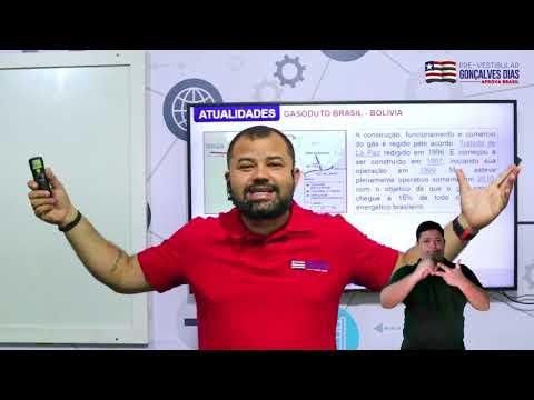 Aula 04 | Apagões no Brasil - Parte 02 de 03 - Atualidades