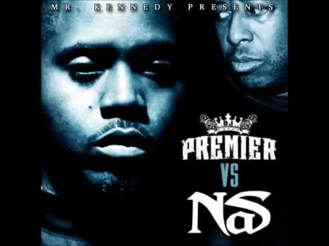 DJ Premier vs. Nas FULL MIXTAPE 2014 [HD]