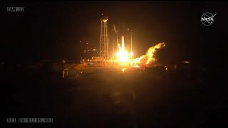 Транспортный корабль Cygnus отправился на МКС