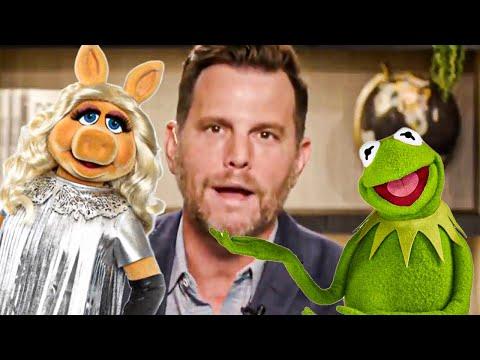 Dave Rubin Reveals His Weird Ms. Piggy Kermit Fanfic