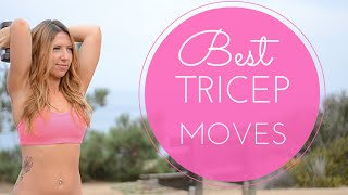 The Best Tricep Exercises for Women