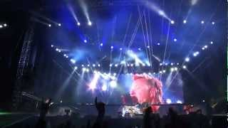 Metallica - One @ Snake Pit Sonisphere Helsinki 2012