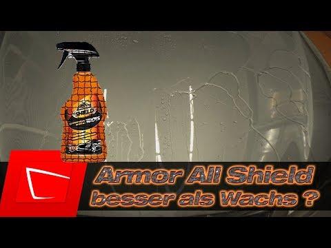 Armor All Shield Lackversiegelung Spray im Test - Besser als Wachs?