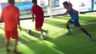 preview picture of video 'Futsal Palembang STI'