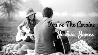 Joshua James - You're The Cocaine (lyrics in description)