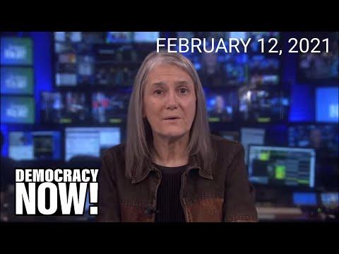 Top U.S. & World Headlines — February 12, 2021